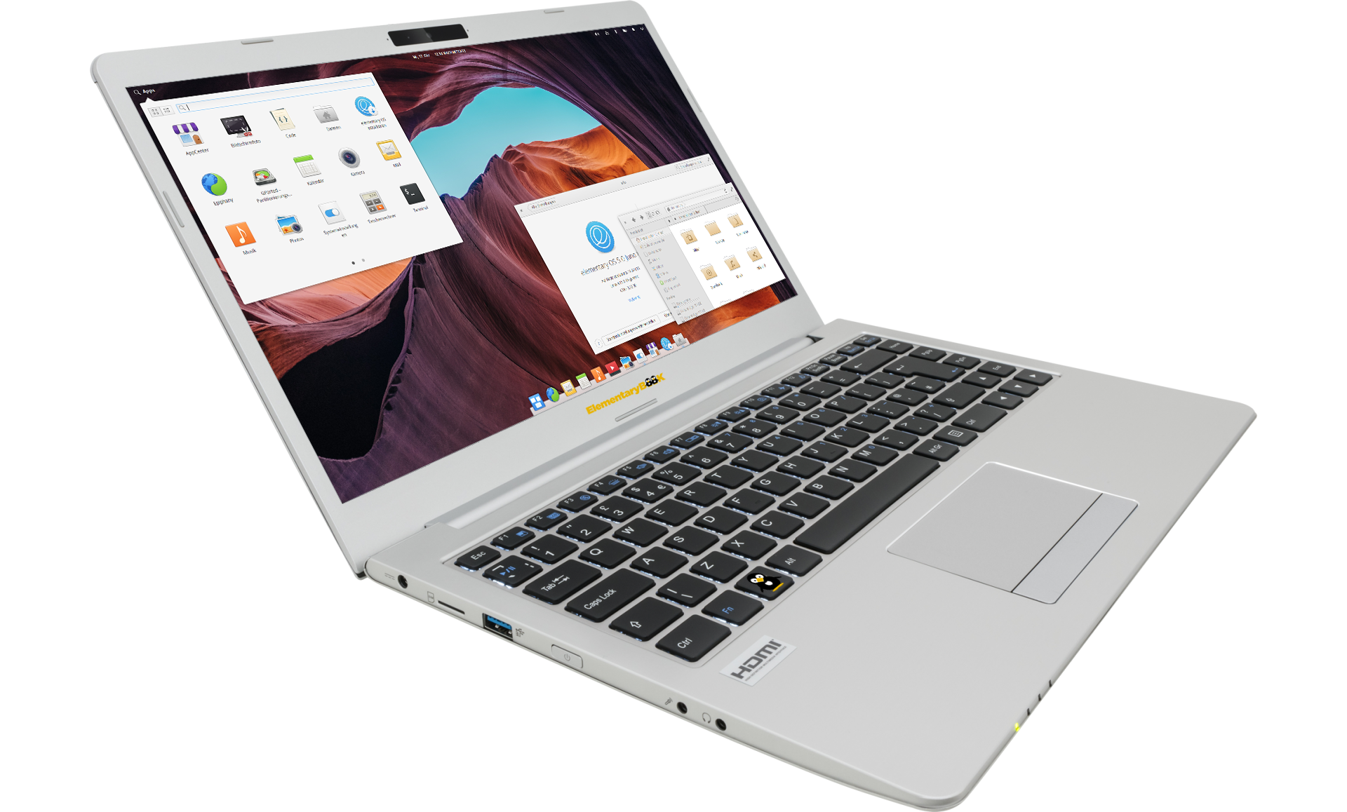 Elementary OS Notebook 14