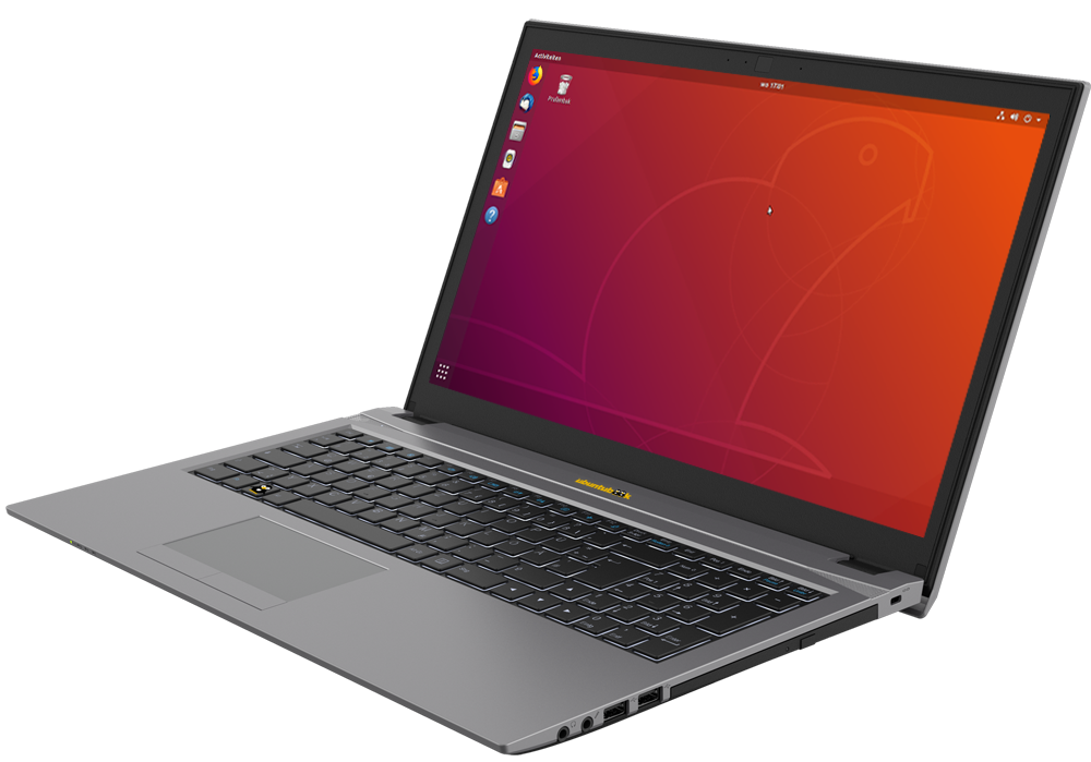 Ubuntu NoteBook 15,6