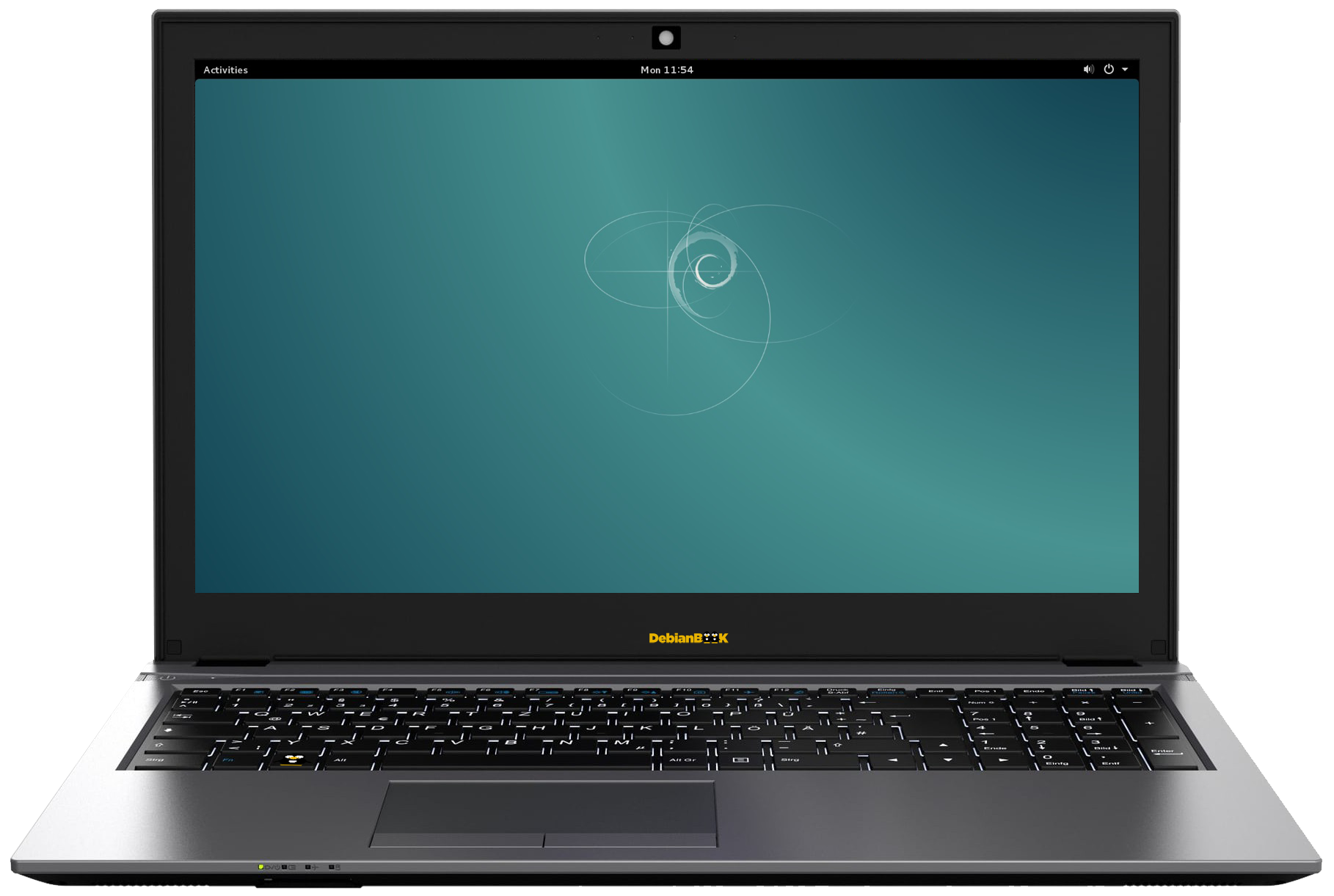 Debian NoteBook 15,6