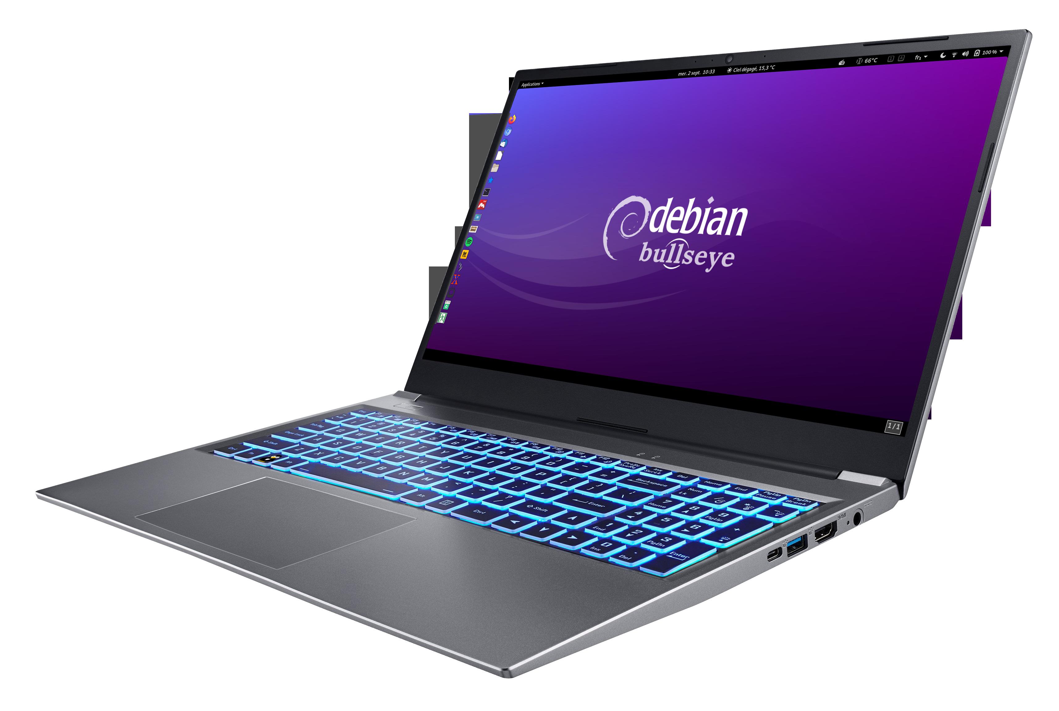 DebianBook 15.6