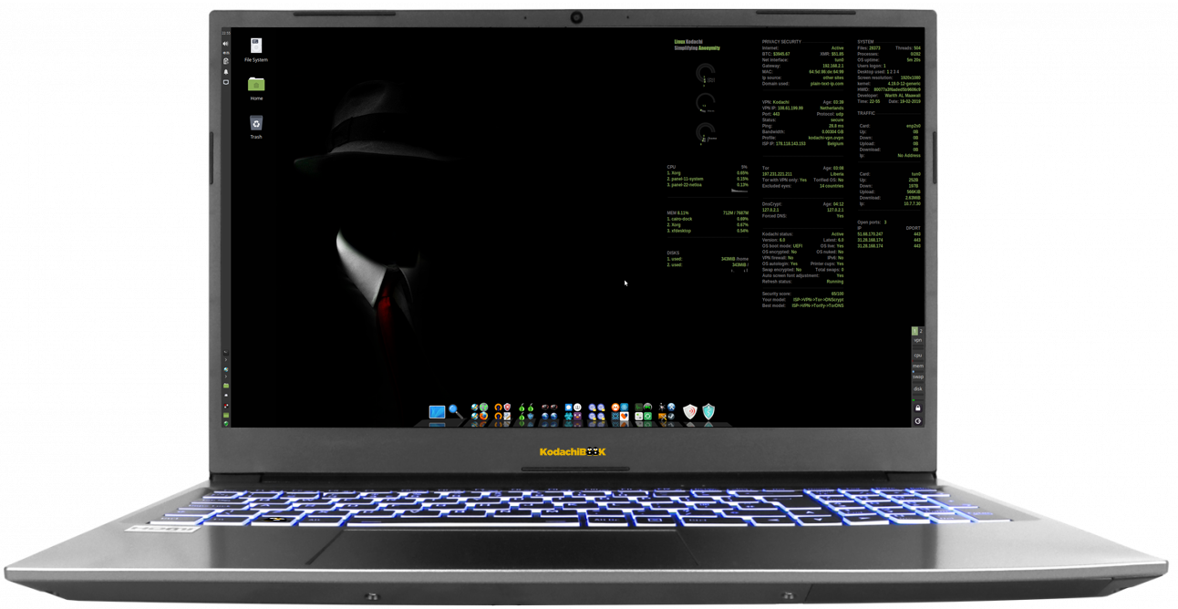 KodachiBook 15.6