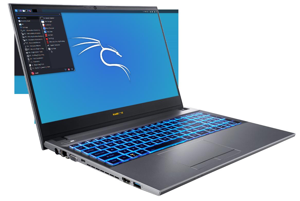 Kali NoteBook 15,6