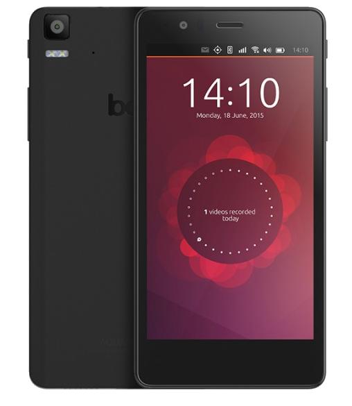 Ubuntu BQ E5 HD Edition