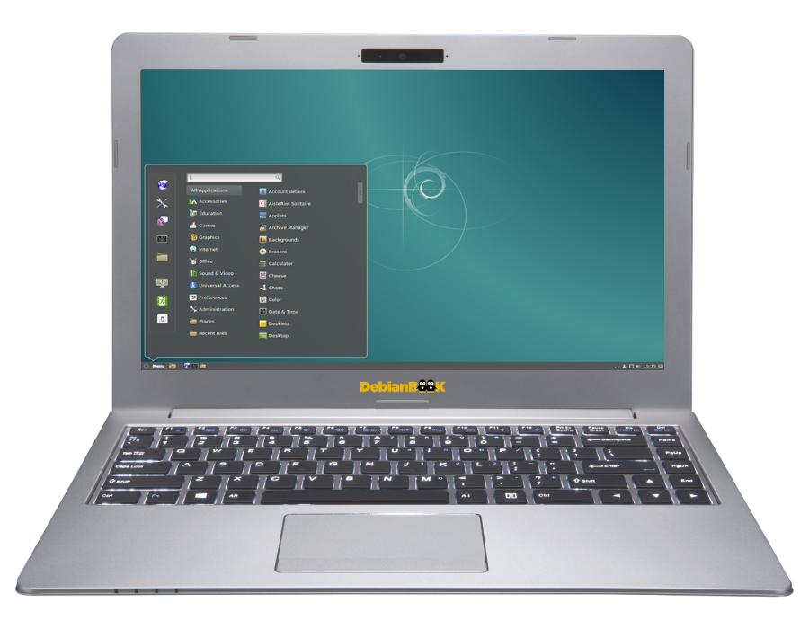 Debian NoteBook 13