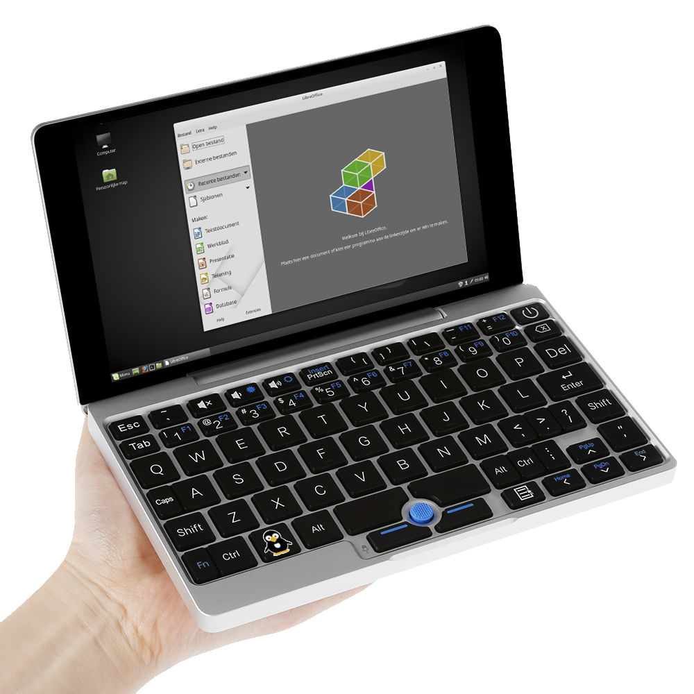 Mini Mintbook 7