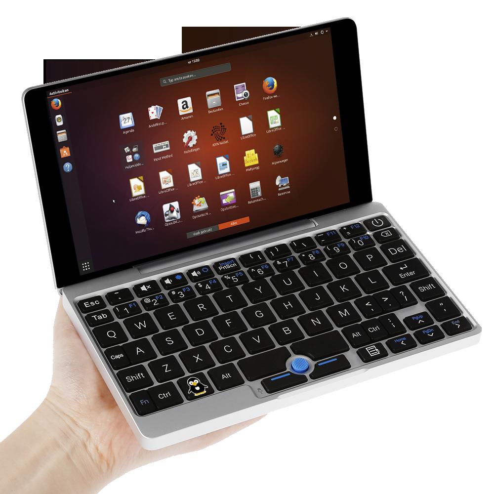 Mini Ubuntubook 7