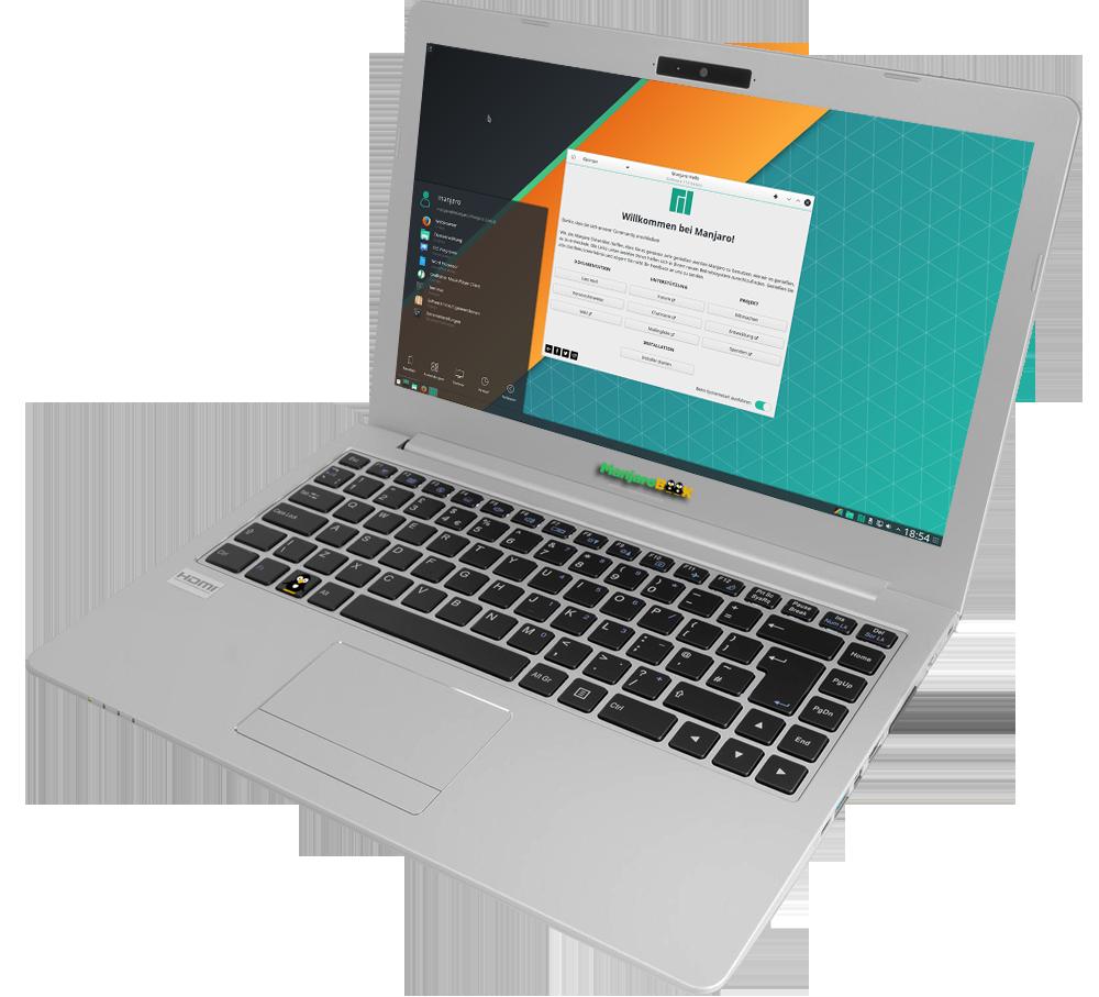 Manjaro NoteBook 13