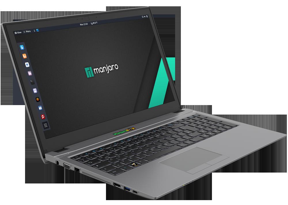 Manjaro NoteBook 15,6