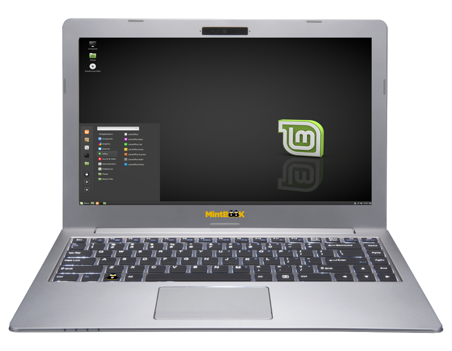 Linux-Mint NoteBook 13