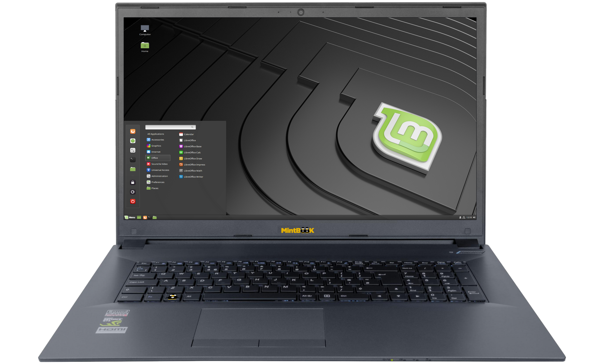 Linux-mint Clevo 14 inch