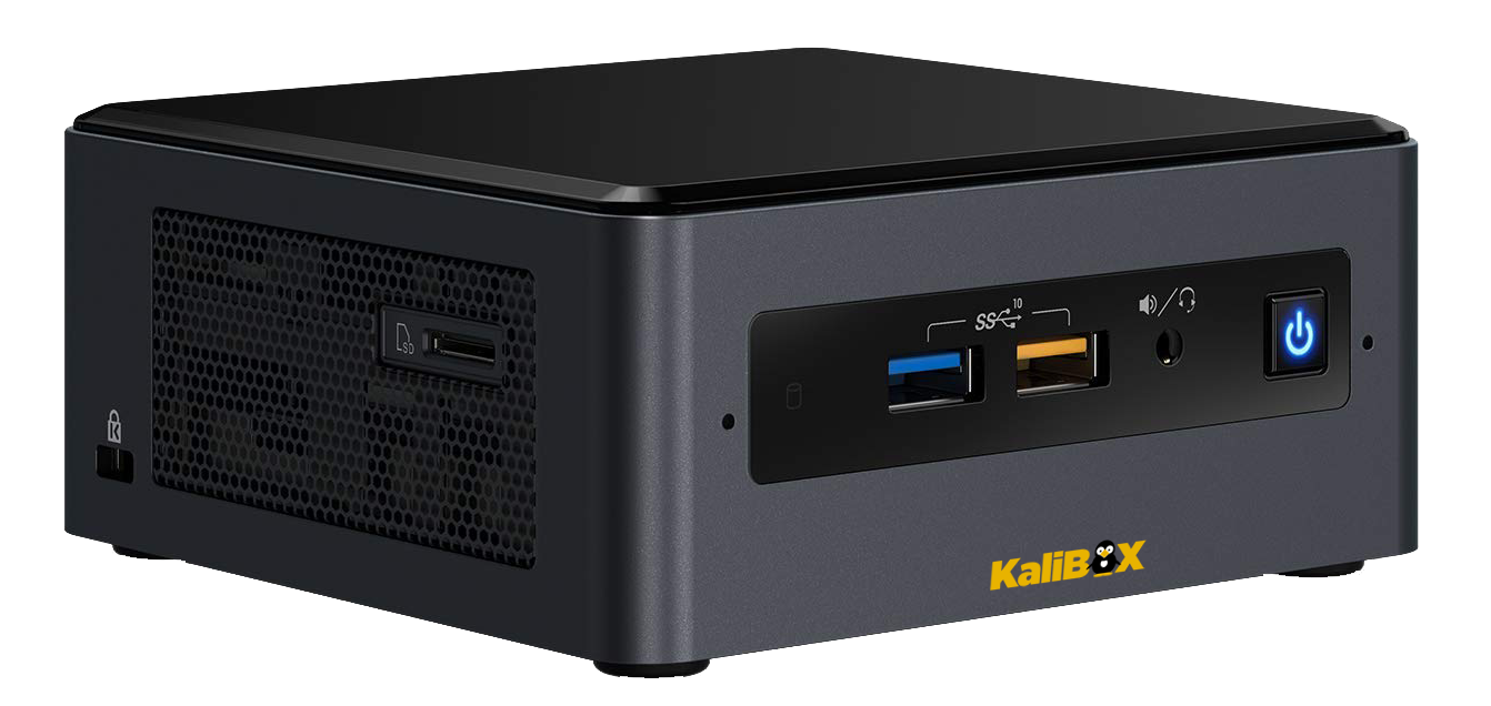 Kali Box Mini Pc I5-8