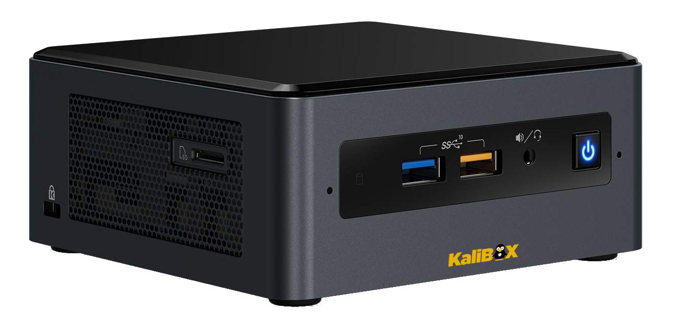 Kalibox Pc I3-8