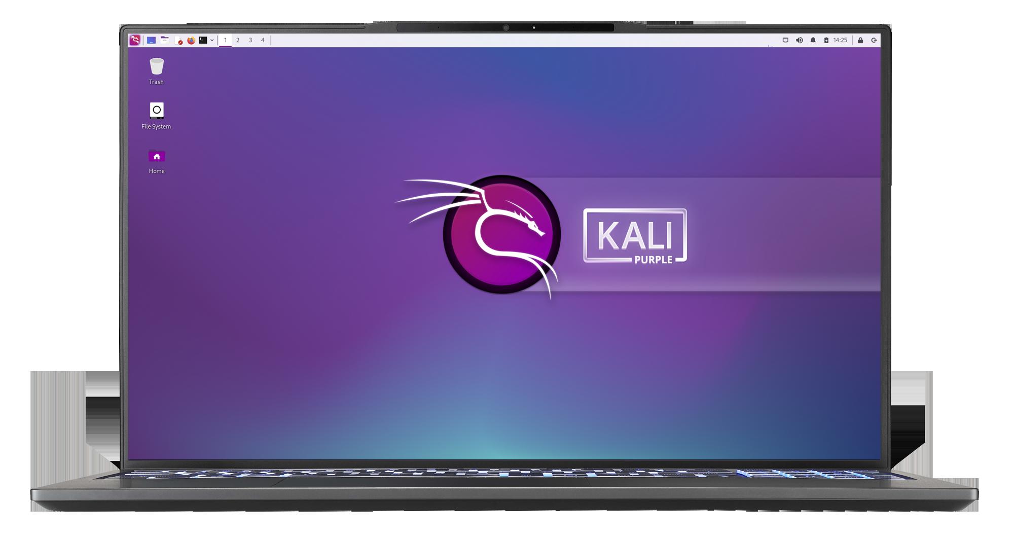 KaliBook 15.6