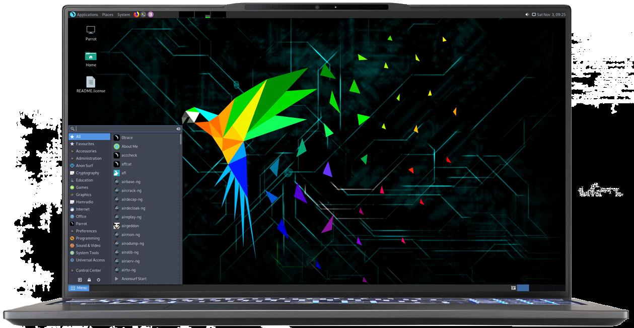 ParrotBook 15.6