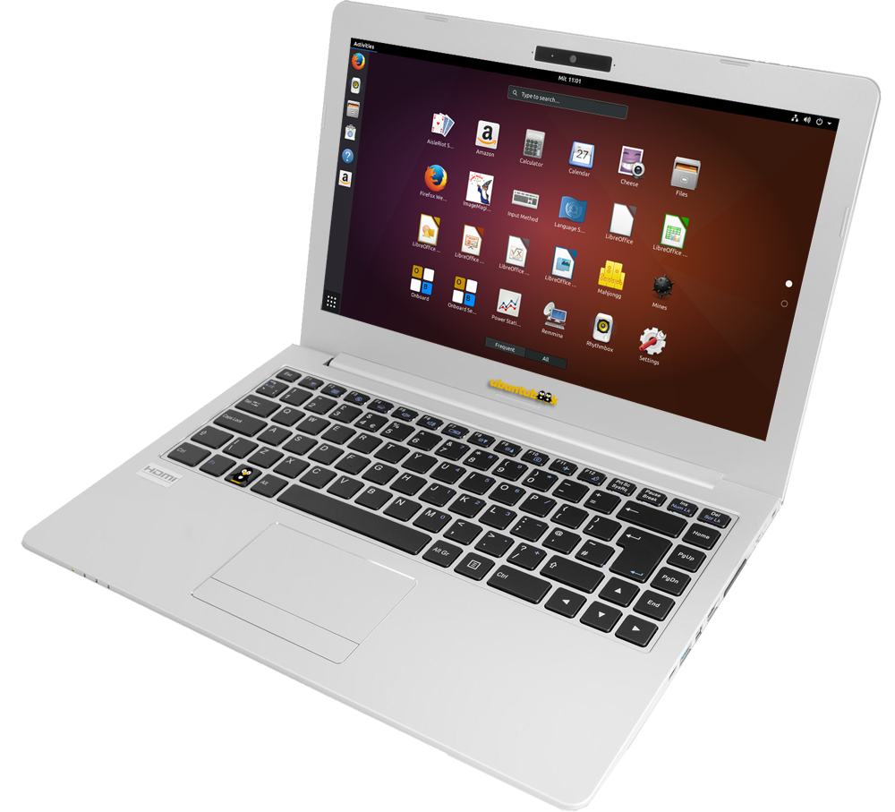 Ubuntu NoteBook 13