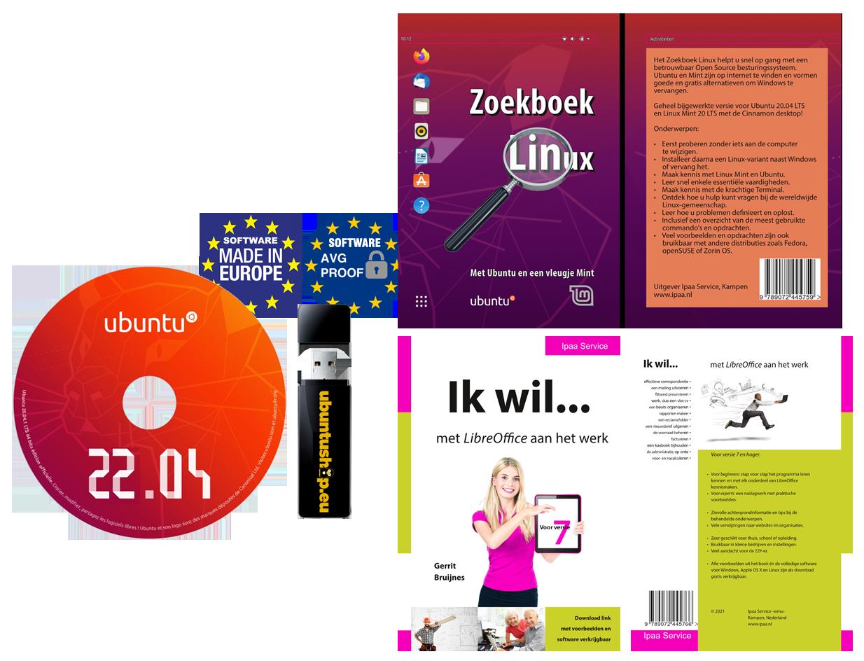 Ubuntu Installatie pack