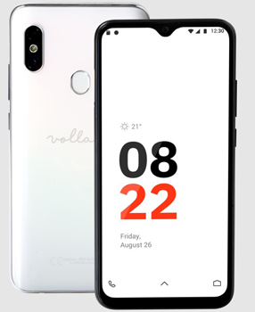 Volla Ubuntu Phone White